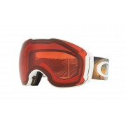 Oakley Airbrake XL Corduroy Dreams / Prizm Snow Rose & Prizm Snow Black Iridium OO7071-26 Skibril