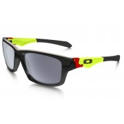 Oakley Jupiter Squared - Troy Lee Collection - Polished Black / Grey - OO9135-26 Zonnebril