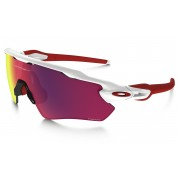 Oakley Radar EV Path - Polished White / Prizm Road - OO9208-05 Zonnebril