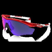 Oakley M2 Frame - Redline / +Red Iridium - OO9212-12 Zonnebril