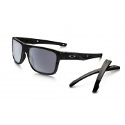 Oakley Crossrange XL - Polished Black / Grey - OO9360-01 Zonnebril