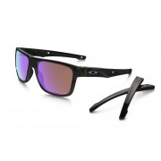 Oakley Crossrange - Polished Black / Prizm Golf - OO9361-04 Zonnebril