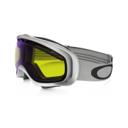 Oakley Crowbar - Matte White / High Intensity Yellow - 02-020 Skibril