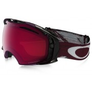 Oakley Airbrake Slasher Rhone - Prizm Snow Rose & Dark Grey - OO7037-08 Skibril