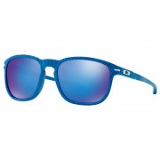 Oakley Enduro - Fingerprint Sky Blue / Sapphire Iridium - OO9223-23 Zonnebril