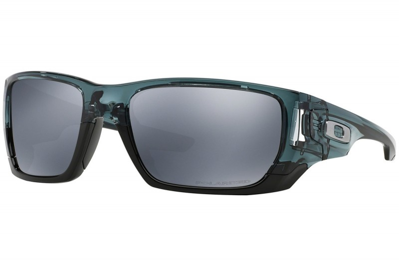 151fd490a3 ... wholesale oakley style switch crystal black black iridium polarized  oo9194 06 zonnebril 75271 5fc58