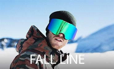 Oakley Fall Line Skibrillen
