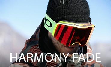 Oakley Harmony Fade Skibrillen