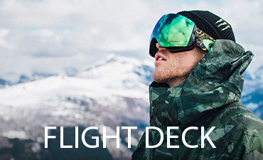 Oakley Flight Deck Skibrillen