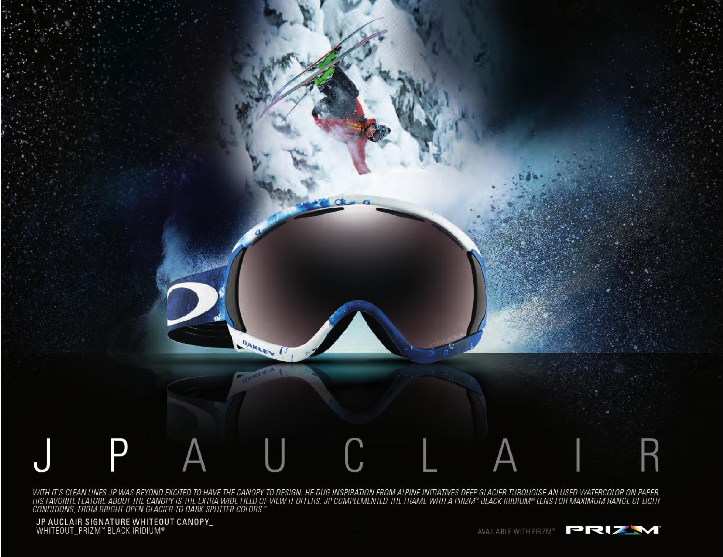 Oakley JP Auclair